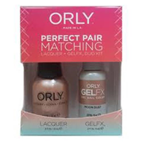 Orly Perfect Pair Moon Dust Esm&Gel