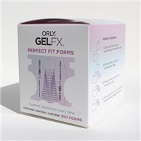 MOLDE Perfect Fit Nail 300uds